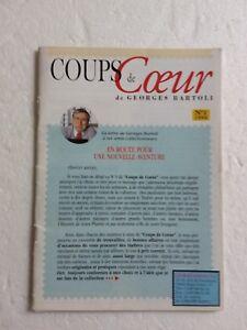 D66-Revue-COUPS-de-COEUR-de-Georges-BARTOLI-N-1-de-1996-32-pages