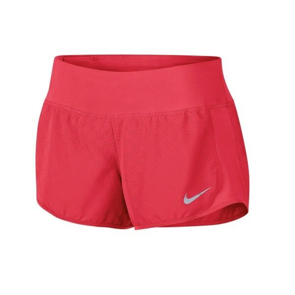 "Womens NIKE DRY Crew Shorts 3""    Size  medium   855151-608"