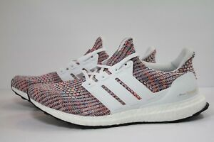 508513670 Image is loading ADIDAS-ULTRA-BOOST-WHITE-MULTI-COLOR-CM8111