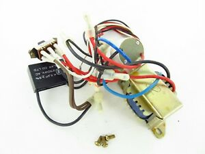 Groovy 5 Used Nutone Ceiling Fan Wiring Harness With Switchs Capacitor Wiring Digital Resources Millslowmaporg