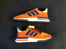 595c261d8 adidas ZX 500 RESTOMOD Dragon Ball Z Goku - Orange D97046 Size 8 for ...