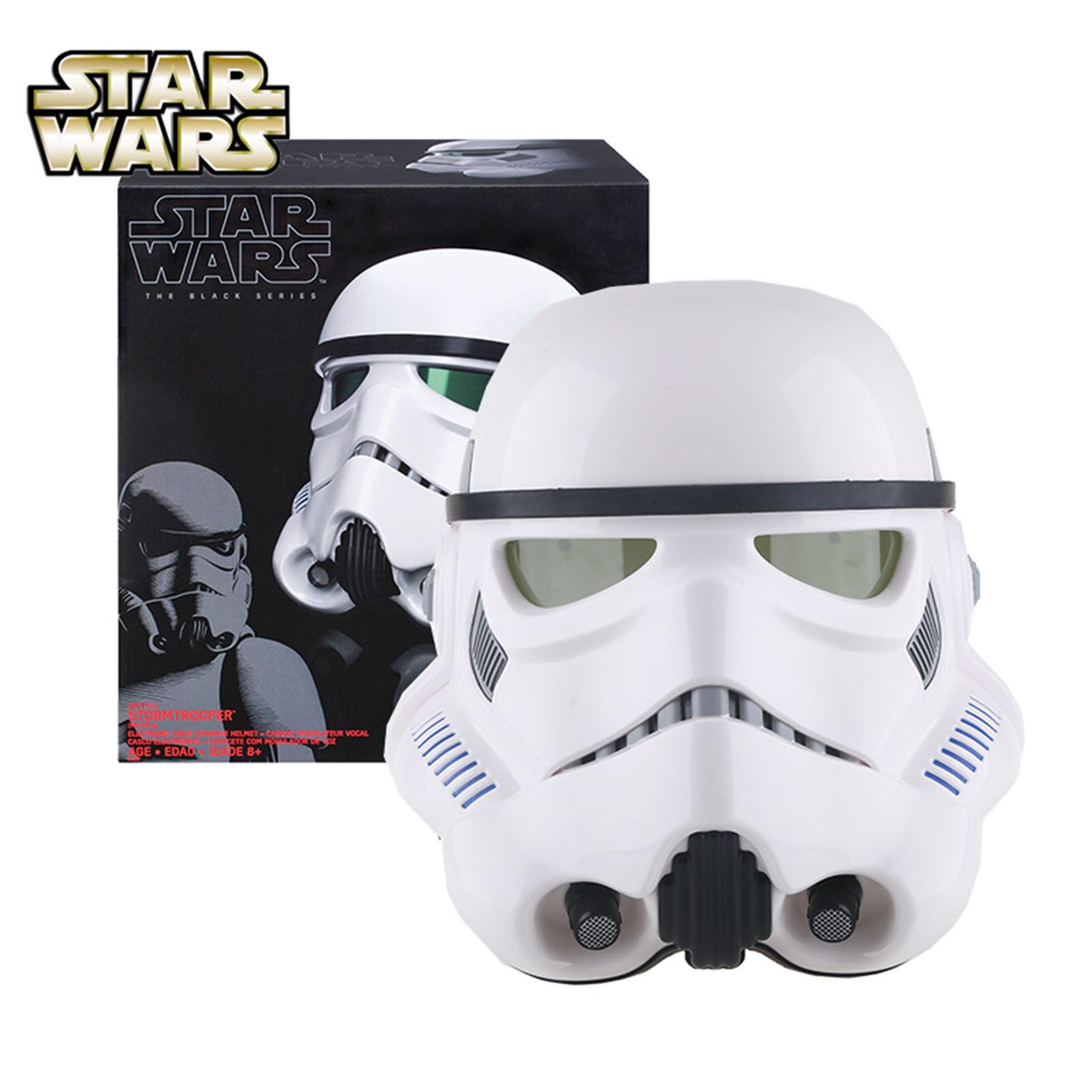 Star Wars Imperial Stormtrooper Elettronico Voice-Changer Voice-Changer Voice-Changer Helmet Natale Regalo ac7f19