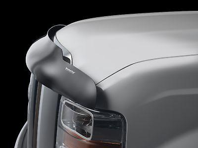 WeatherTech Custom Fit Stone and Bug Deflector for Chevrolet Blazer Full Size Dark Smoke