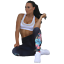 SOME-EDGE-SPORTS-BRA-WOMENS-FITNESS-GYM-WORKOUT-CROP-TOP-LADIES thumbnail 5