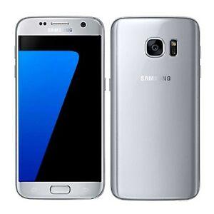 Telefono-Samsung-Galaxy-S7-SM-G930F-32-GB-Argento-Usato-C