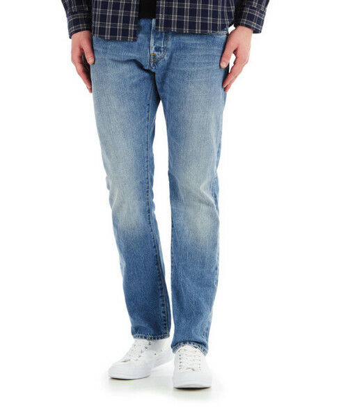 JEANS EDWIN ED 55 RELAXED TAPERED (red listed-light burner) W36 L34 VAL