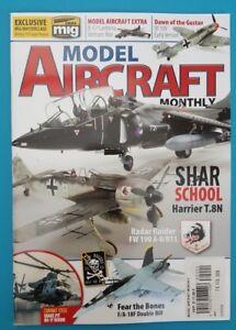 Model-Aircraft-Monthly-February-2018-englisch-ungelesen-1A-absolut-TOP