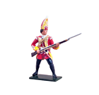 W Britains 47033 - Redcoats British 35th Regiment of Foot NCO 1754-1763