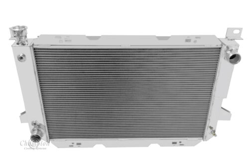 1985 1986 1987 1988 1989 1990 1991 1992-96 Ford F-150 3 Row DR Radiator