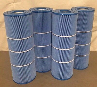 4 Pack Pool Filter Cartridge C-3025 C-3030 Protects Against Microbial Growth