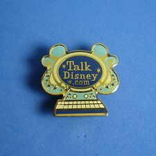TalkDisney.com Limited Edition Disney Fantasy Pin LE 500 Talk Disney .com