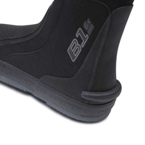 8-9 B1 6.5mm Neoprene Dive Boots by Waterproof Medium-Large