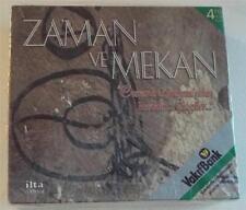 TIME AND SPACE Zaman ve Mekan Osmanh Cografyasi indan Renkler..Cizgiler 4 CD ROM
