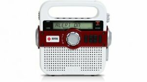 The American Red Cross FR370 Portable Emergency Preparedness Radio with SAME ...