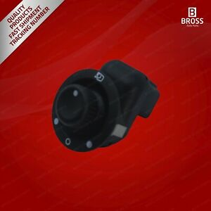 Electric-Wing-Mirror-Control-Switch-8200676529-8200214921-for-Renault