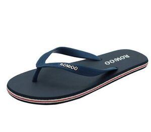 Flip-Flops-For-Men-Casual-Open-Toe-Non-Slip-Summer-Beach-Comfortable-Slipper-New