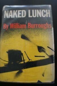Naked Lunch | William S. Burroughs | First Edition