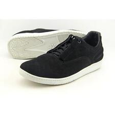 Zoo York Houston Suede Men US 10.5 Black Skate Shoe Pre Owned  1474