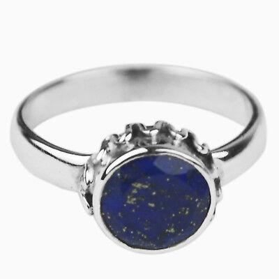 925 Sterling Silver Watermelon quartz Gemstone Rings 3.50 gms jewelry CCI Size 7