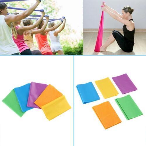 Elastique Exercice Fitness Caoutchouc Équipement Yoga Pilates Stretch Resistance Band