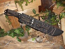 Hunting/Camping/Sword/Machete/Knife/Harpoon/Spear/Zombie/Paracord survival kit