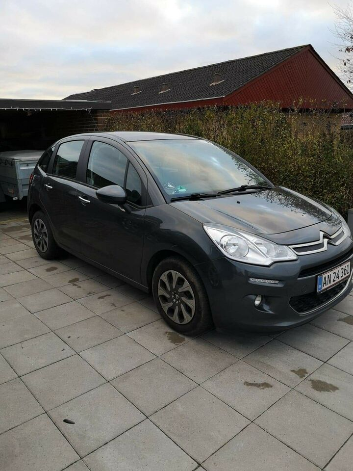 Citroën C3, 1,0 VTi 68 Seduction, Benzin