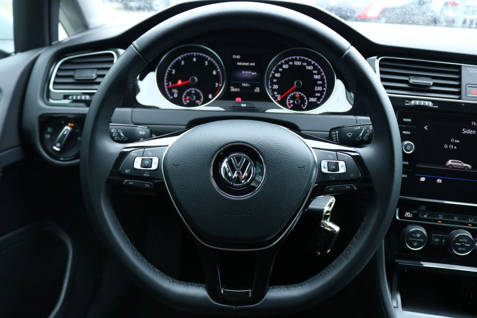 VW Golf VII TSi 150 Highline