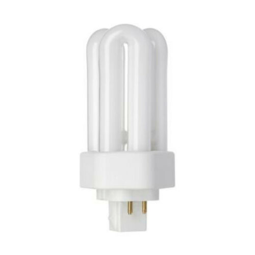 GE F42TBX//840//A//4P BIAX 42W COOL WHITE 4000K 4PIN COMPACT FLUORESCENT BULB