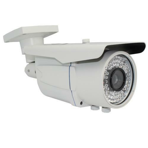 HighEnd 1800TVL 2.8-12mm Vari-Focal Lens Surveillance Outdoor Security Camera