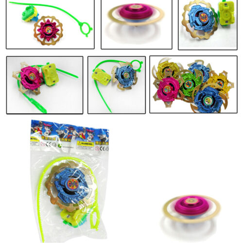 3D Rotation Gyroscope Gyro Early Childhood Kids Educational Spinning Top Toys RS