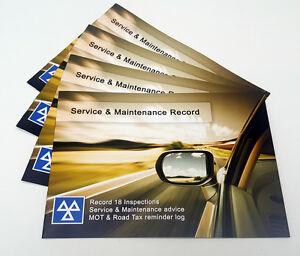 premium mazda vehicle service history blank log book mx 5 mazda 2