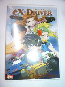 eX-Driver-The-Movie-DVD-anime-drift-racing-OVA-Nina-Rei-Geneon-Pioneer-NEW