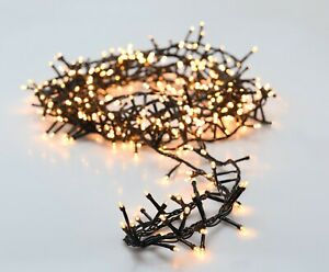 String-Fairy-Lights-560-LED-Lights-Christmas-Tree-Wedding-Decor-Warm-White