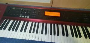USED KORG Kerma Synthesizer Keyboard sequencer Tested Working Vintage From Japan