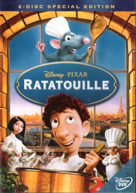 Ratatouille - Special Edition (Walt Disney)                 | 2-Disc | DVD | 999
