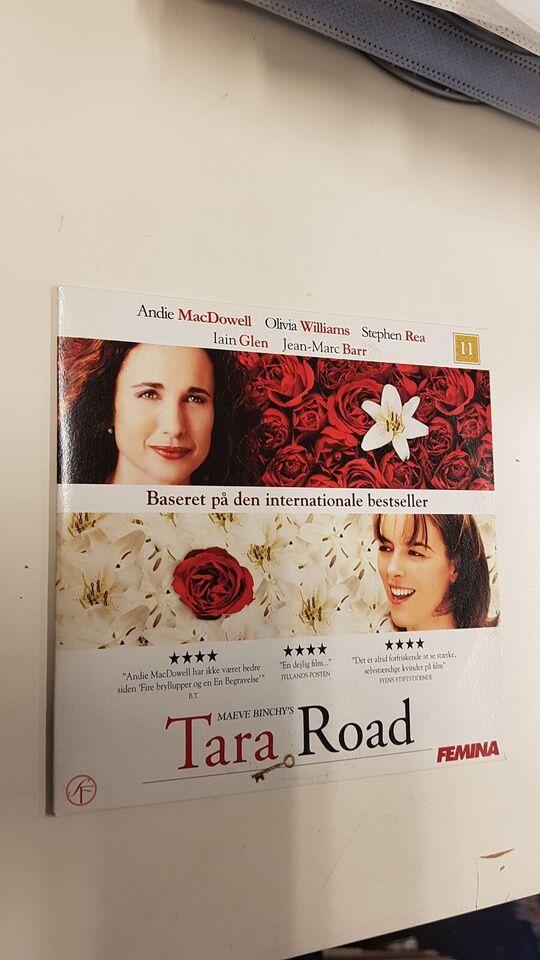 Tara Road, DVD, drama