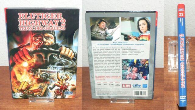 Blutiger Highway 2 – Truck Des Grauens DVD Trash Collection Nr. 23 :-)