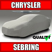 [chrysler Sebring] Car Cover - Ultimate Full Custom-fit All Weather Protection
