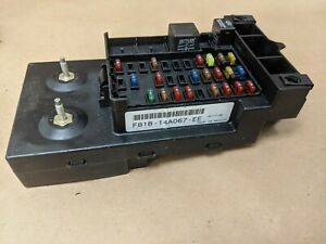 1999 99 FORD F250 F350 F450 SD SUPER DUTY FUSE RELAY ...