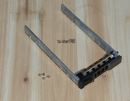 "G176J 2.5/"" SAS SATA HDD Hard Drive Tray Caddy Screw for DELL PowerEdge R610 DT"