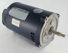 Leeson Electric Motor 113891.00 1.5 HP 3450 Rpm 3PH 208-230/460 Volt 56J Frame