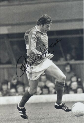 John O'Hare Hand Signed Nottingham Forest 12x8 Photo 2.