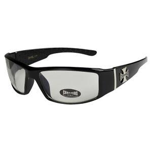 Choppers 314 Sonnenbrille Brille transparente Gläser Herren Damen Männer Frauen d6Zq584HJ