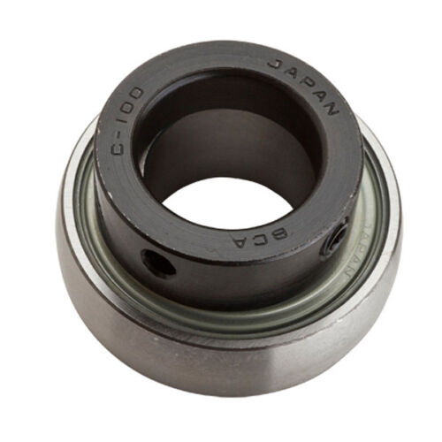 NTN BCA BEARING INSERT NPS014RPC WITH CONCENTRIC COLLAR BORE 7//8/""