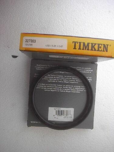 "4.500/"" X 5.251/"" X 0.437/"" 2 NEW Timken Seal  #327303 lot of 2"