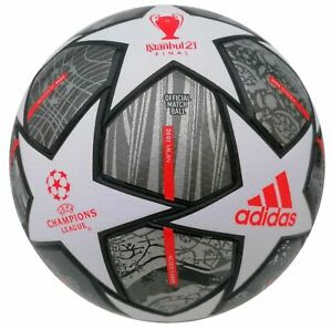 Adidas Champions League match ball Istanbul finale 2021 taille 5