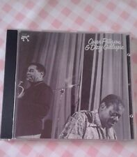CD-OSCAR PETTERSON & E DIZZY GILLESPIE -STEREO PABLO