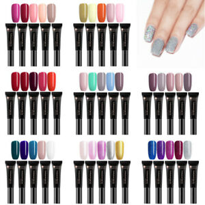 5X-UR-SUGAR-Gel-UV-de-Unas-Esmalte-de-Unas-Semipermanente-Nail-Art-UV-Gel-Polish