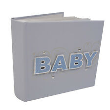 Baby Boy 3d 6 X 4 Azul álbum de fotos caben 100 tp152b