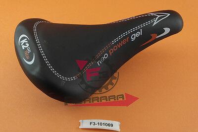F3-101069 Sella MTB K2 GEL TECH Senza MORSETTO SKAY  Ciclo Bicicletta